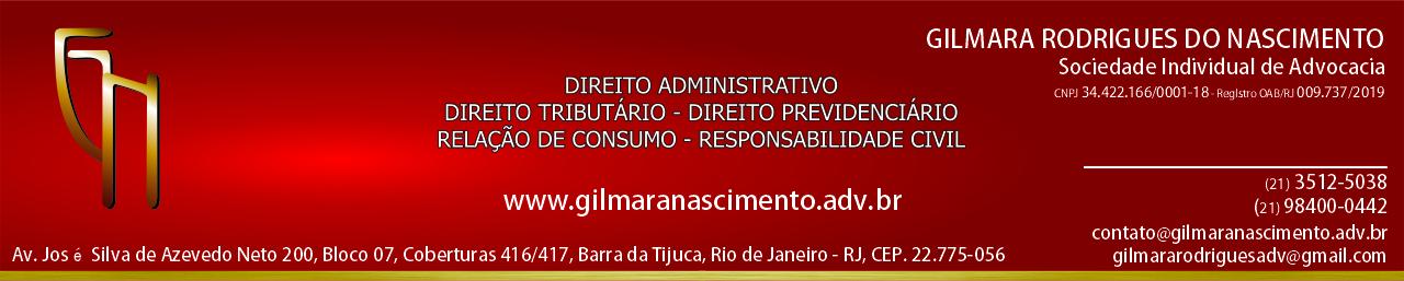 Gilmara Nascimento do Nascimento Advogada
