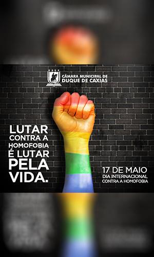 Dia Internacional Contra a Homofobia